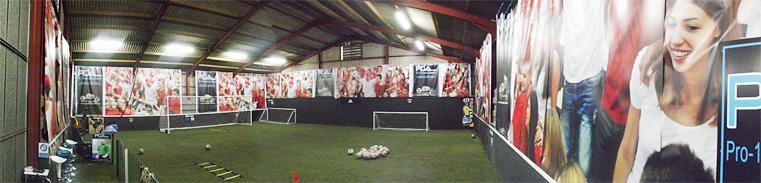 Pro-1 Goalkeeping Academy - Venue