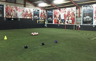 Pro1-Goalkeeping Academy Venue