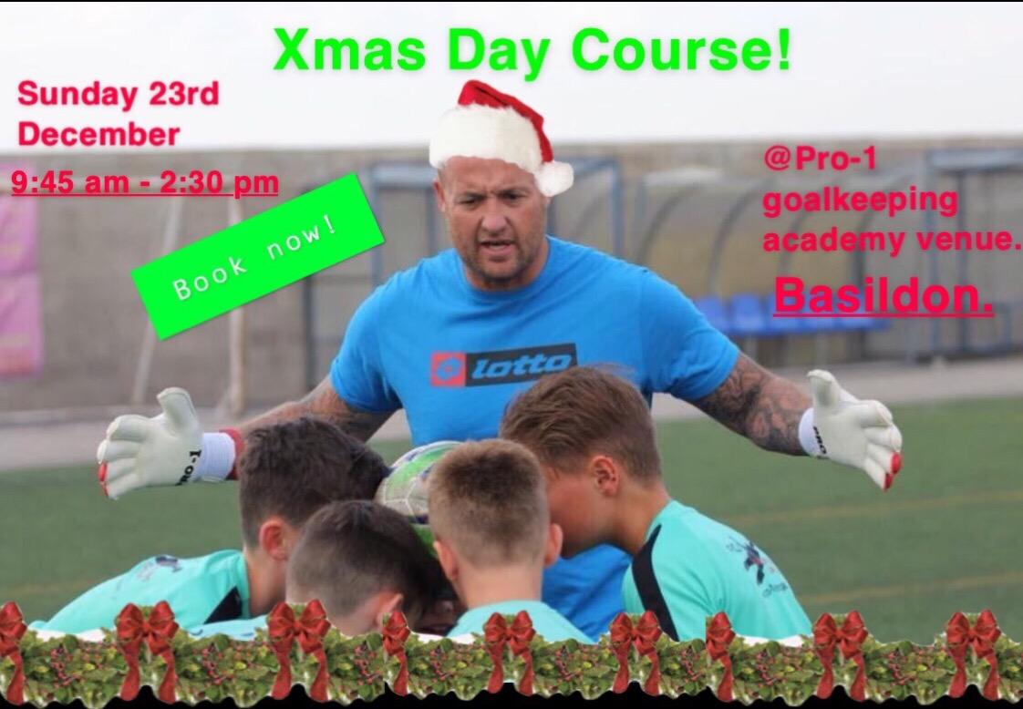 🎄Pro-1 xmas Day course December 23rd 🎅