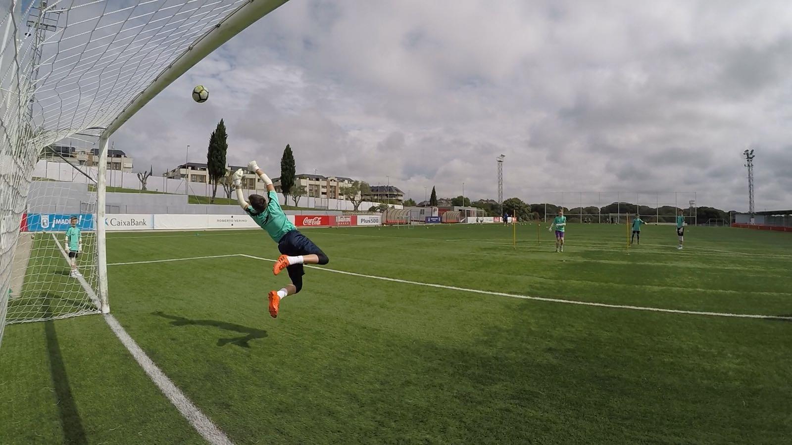Pro-1 Madrid training camp