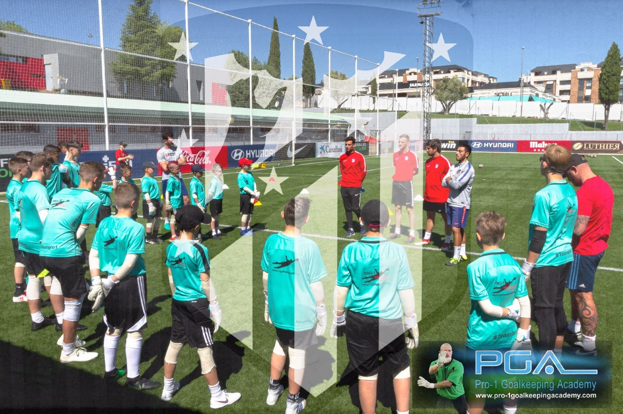 New course announced: Summer goalkeeping course and fun day
