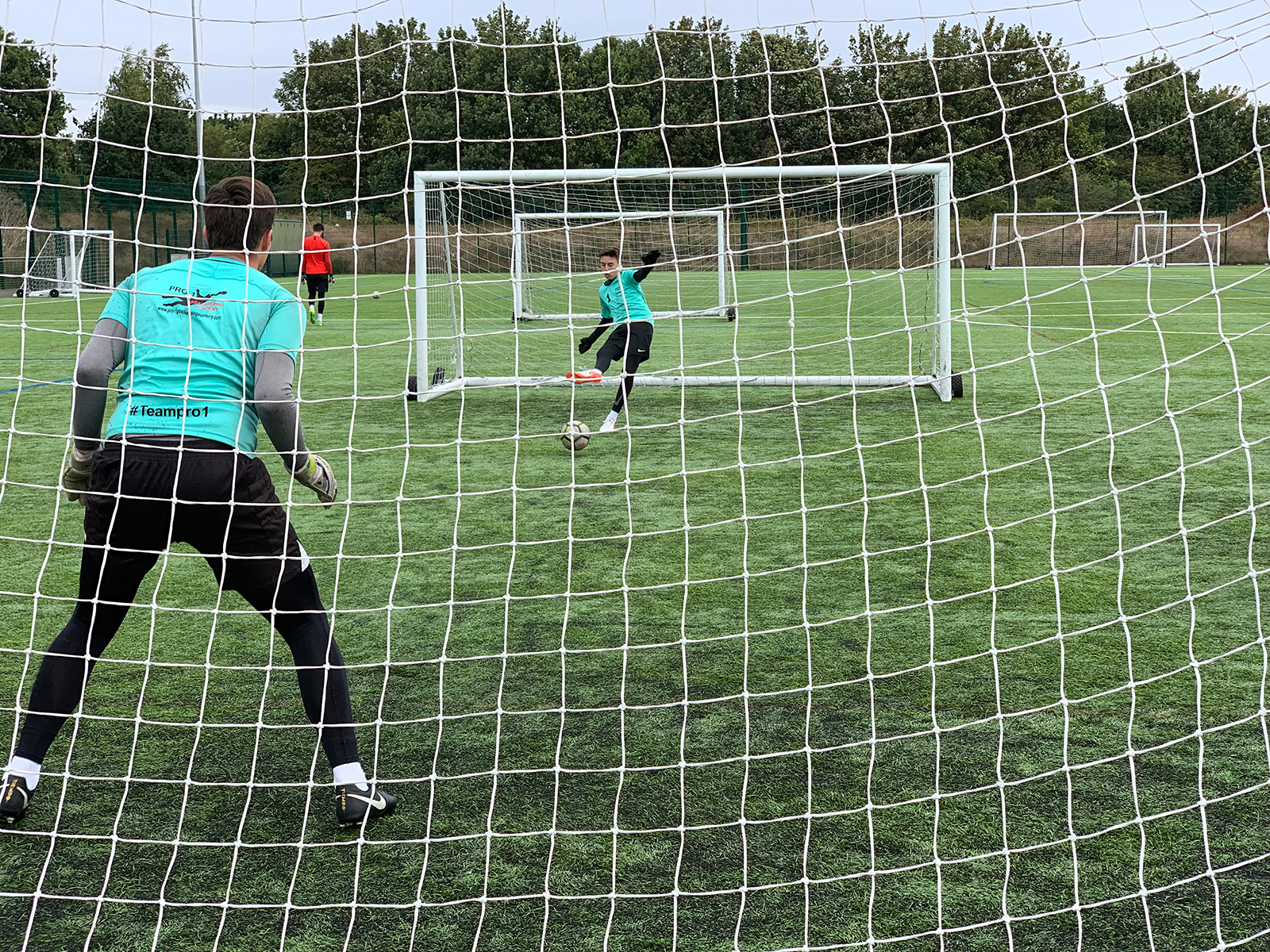 🔥🔥Pro-1 College Goalkeepers 🔥🔥