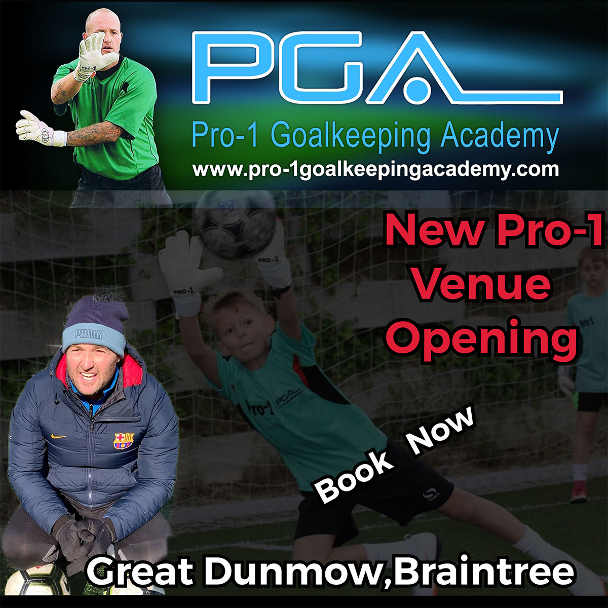 New Pro-1 Venue Opening