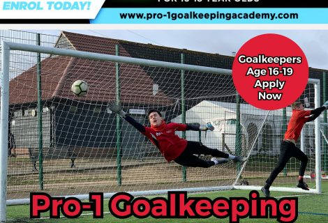 ‼️‼️ GOALKEEPING TRIALS ‼️‼️