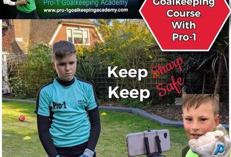 Pro-1 Online Goalkeeping Course